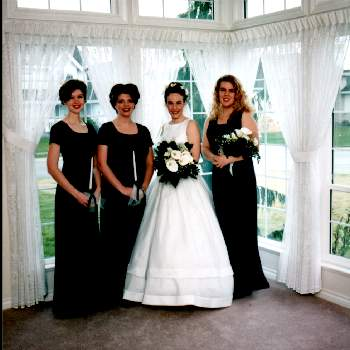Tracey's Bride's Maids